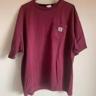 カーハート(carhartt)のカーハート(carhartt)Tシャツ(Tシャツ/カットソー(半袖/袖なし))