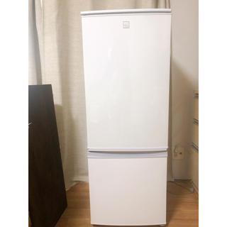 シャープ(SHARP)のSHARP  家庭用冷凍冷蔵庫  SJ-17E5   どっちもドア(冷蔵庫)