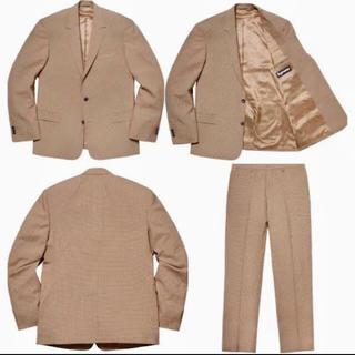 シュプリーム(Supreme)のSupreme  Plaid Suit (S) 新品 シュプリーム スーツ(セットアップ)