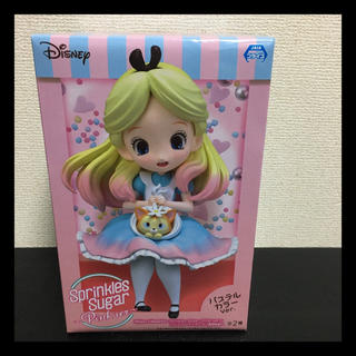 ディズニー(Disney)のディズニー アリス フィギュア Sprinkles Sugar 【箱あり】(アニメ/ゲーム)