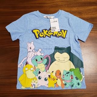 H&M - H&M ポケモンTシャツ 100/105