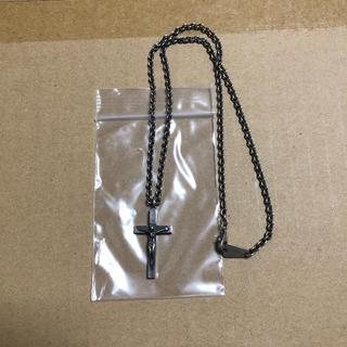ジャムホームメイドアンドレディメイド(JAM HOME MADE & ready made)のジャムホームメイド ネックレス クロス(ネックレス)