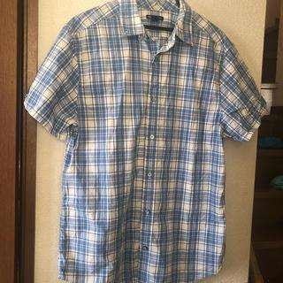 GAP - GAP チェックシャツ メンズ