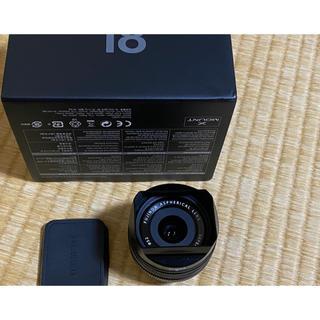 フジフイルム(富士フイルム)の富士フイルム FUJIFILM XF 18mm F2 R(レンズ(単焦点))