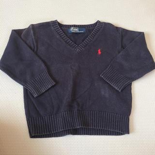 ポロラルフローレン(POLO RALPH LAUREN)のラルフローレン セーター 80(ニット/セーター)