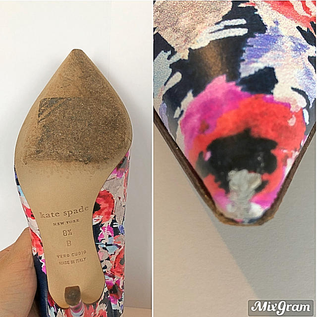 kate spade new york(ケイトスペードニューヨーク)のkate spade ヒール レディースの靴/シューズ(ハイヒール/パンプス)の商品写真