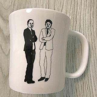 スリーコインズ(3COINS)の千鳥 吉本興業 3COINS コラボマグカップ(お笑い芸人)