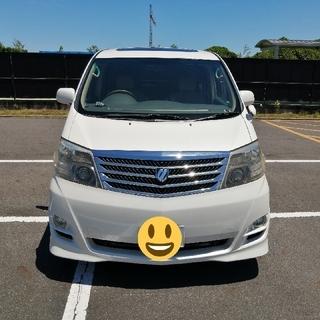 トヨタ - 自税、リサ全て込み 車検たっぷり 10系アルファードG 2.4アルカンターラ