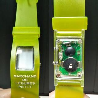 マルシャンドレギュームの腕時計(腕時計(デジタル))