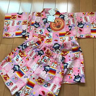95 アンパンマン 甚平 女の子(甚平/浴衣)