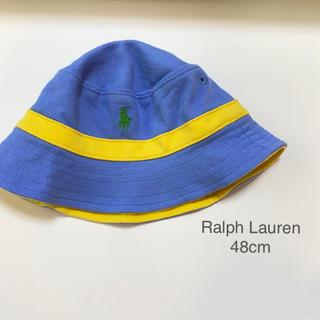 ラルフローレン(Ralph Lauren)のラルフローレン 帽子 ハット 48cm(帽子)