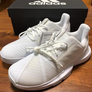 adidas - アディダス 24.5cm テニスシューズ コートジャム バウンス