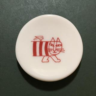 Lisa Larson - リサ・ラーソン 箸置き マイキー 北欧 ノベルティー ネコ柄 陶磁器製 はしおき