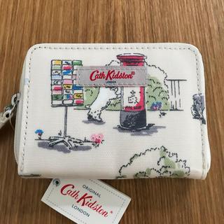 Cath Kidston - キャスキッドソン  ミニウォレット コインケース カードケース