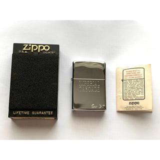 ジッポー(ZIPPO)の🉐ZIppoライター95'製🉐(タバコグッズ)