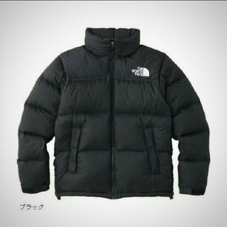 CANADA GOOSE - 季節限定価格 THE NORTH FACE ヌプシ ND91841