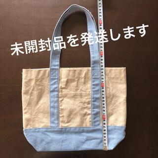 【新品】シンプル エコバッグ 1点(日用品/生活雑貨)