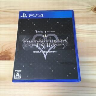 PlayStation4 - 【PS4】キングダムハーツ HD 1.5+2.5 リミックス【中古】