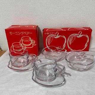 パイレックス(Pyrex)の曽我ガラス 日本製 maid in Japan(食器)