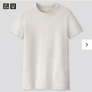 ユニクロ(UNIQLO)の【UNIQLO】 クルーネックTシャツ2020夏(Tシャツ(半袖/袖なし))