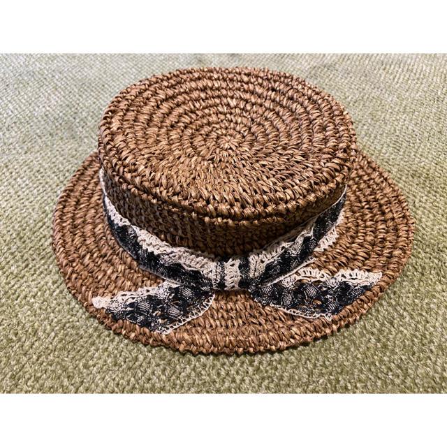 ANNA SUI(アナスイ)のANNA SUI  帽子 レディースの帽子(ハット)の商品写真