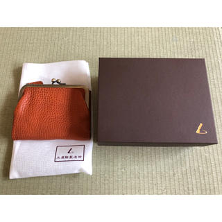 ツチヤカバンセイゾウジョ(土屋鞄製造所)の土屋鞄 ガマ口ポケット財布(財布)
