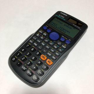 カシオ(CASIO)のカシオ casio 関数電卓 fx-375es(OA機器)