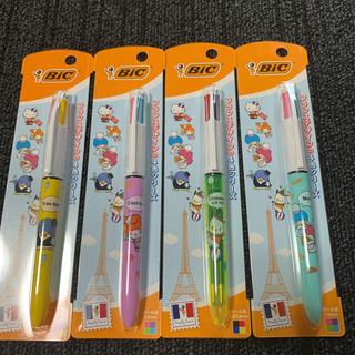 サンリオ(サンリオ)のサンリオ ボールペン BIC キキララ マイメロ bic 4色ボールペン(その他)