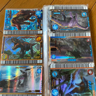 恐竜キング  カード