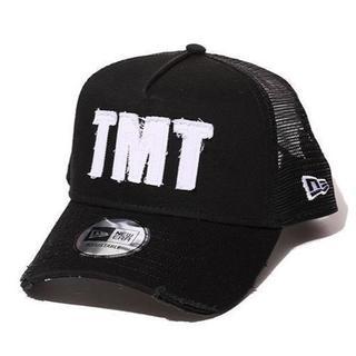 TMT - 新品 TMT NEWERA ニューエラ コラボデニムキャップ 黒