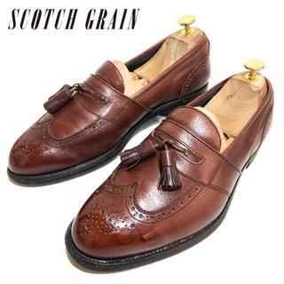 REGAL - ◎2WAY【SCOTCH GRAIN】26.0cm ビジネスシューズ 革靴
