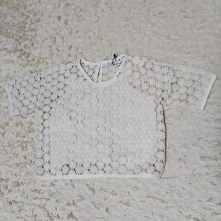 キャラメルベビー&チャイルド(Caramel baby&child )の【新品未使用】the new society トップス 4y(Tシャツ/カットソー)