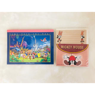Disney - ミッキー メモ帳