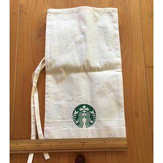 スターバックスコーヒー(Starbucks Coffee)のスターバックス 巾着(日用品/生活雑貨)