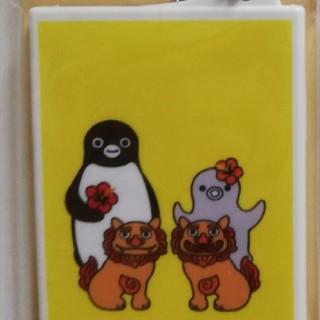 ジェイアール(JR)の新品 suicaペンギン ICカードケース沖縄(パスケース/IDカードホルダー)