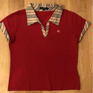 BURBERRY - バーバリーポロシャツ美品150