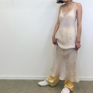 エディットフォールル(EDIT.FOR LULU)のBaserange Dydine strap Dress(ロングワンピース/マキシワンピース)