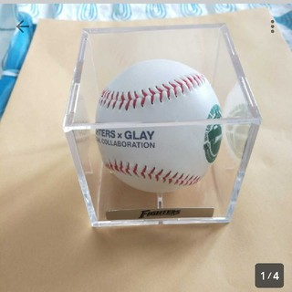 GLAY ボール 北海道日本ハムファイターズ コラボ 記念ボール