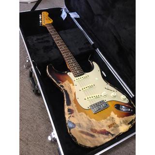 フェンダー(Fender)のClassic60's Vintage Icon V6【激鳴り!】ハードレリック(エレキギター)