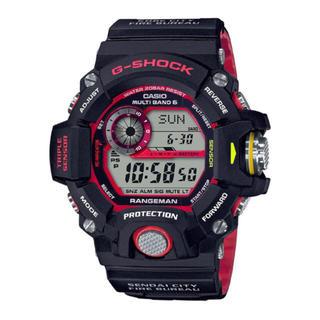 カシオ(CASIO)のGショック 緊急消防援助隊コラボレーションモデル(腕時計(デジタル))