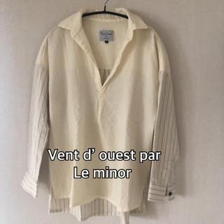 ルミノア(Le Minor)のVent d' ouest par Le minor ルミノア プルオーバー(シャツ/ブラウス(長袖/七分))