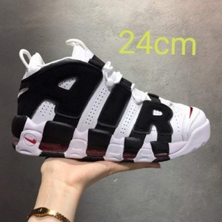 NIKE - 24㎝ NIKE AIR MORE UPTEMPO IN YOUR FACE