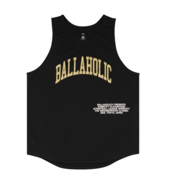 新品未使用未開封 Ballaholic タンクトップ スポーツ/アウトドアのスポーツ/アウトドア その他(バスケットボール)の商品写真