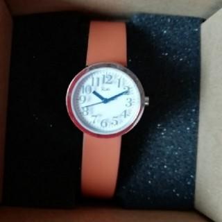 アルバ(ALBA)のリキワタナベ レディース腕時計 電池切れ AKQK433(腕時計)
