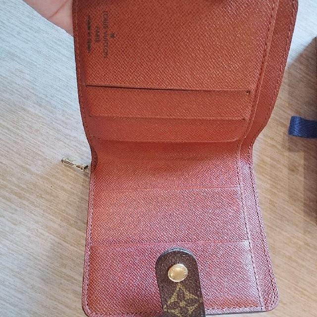 LOUIS VUITTON(ルイヴィトン)のルイヴィトン 折りたたみ財布 メンズのファッション小物(折り財布)の商品写真
