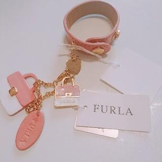 フルラ(Furla)のFURLA バックチャーム 確実正規品 お値下しました(バッグチャーム)