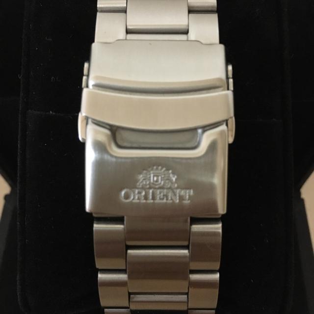 ORIENT(オリエント)のORIENT オリエント マコ MAKO XL 自動巻 ダイバーズ 200M防水 メンズの時計(腕時計(アナログ))の商品写真