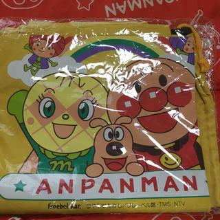 アンパンマン(アンパンマン)のフレーベル館限定 アンパンマン  ポンチョ 未開封 新品(レインコート)