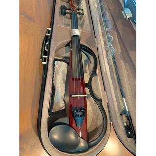 ヤマハ(ヤマハ)の【週末値下げ】ヤマハ サイレントバイオリン SV130S YAMAHA(ヴァイオリン)