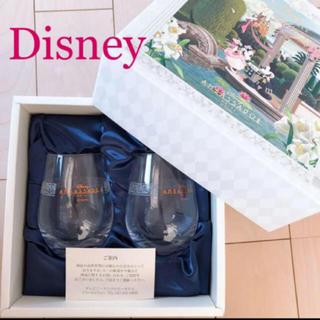 Disney - ディズニー アンバサダーホテル  グラス カップ 非売品 食器